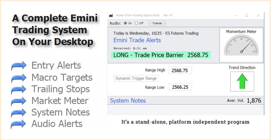 ES Futures Trading System