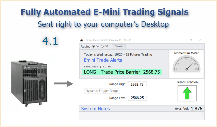 power emini desktop software