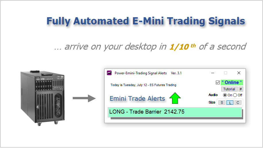 fully automated trading signals