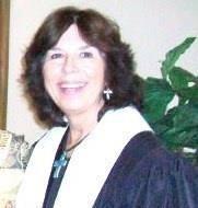 Rev. Alexandra Shaw Heaven Loved Ones Crossed Over Palm Tree Decor