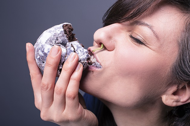 femme chocolat perte de poids alimentation