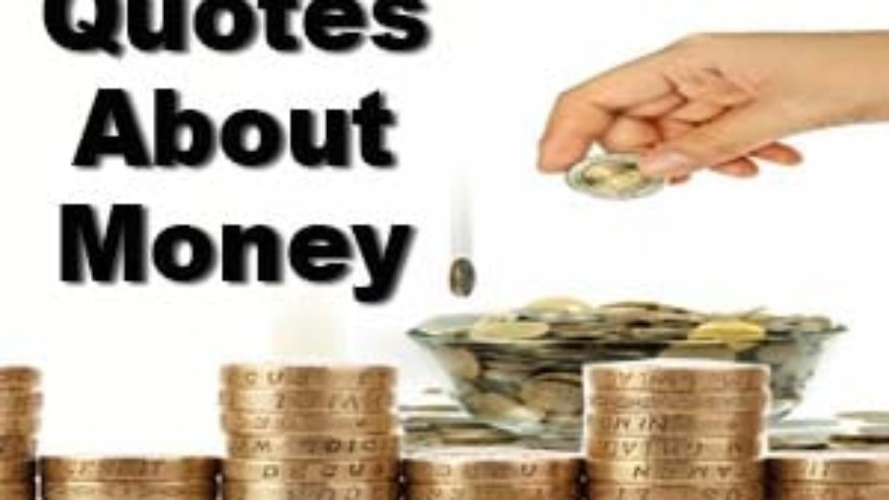 Best Quotes About Money Riches Manifesting Money