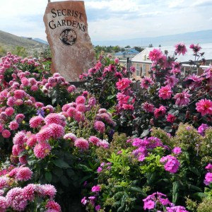 Secrist Gardens Bear Lake Idaho