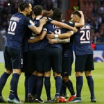 PSG VS TOULOUSE 5-0 07/11/2015 Ligue 1