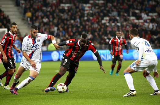 Mario balotelli Vs lyon