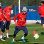 Neymar indisponible face à Montpellier Hérault