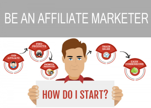 be affiliate marketer