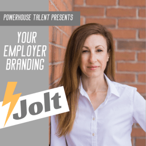 Employer Branding Jolt podcast