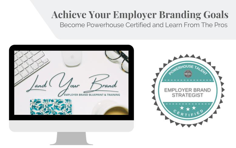 Employer Branding course
