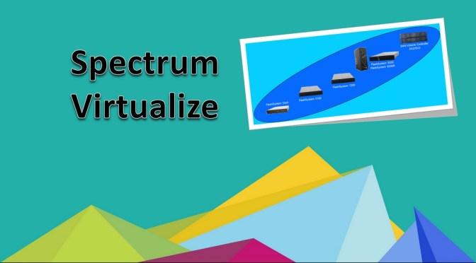 Modification de la terminologie de capacité sur Spectrum Virtualize