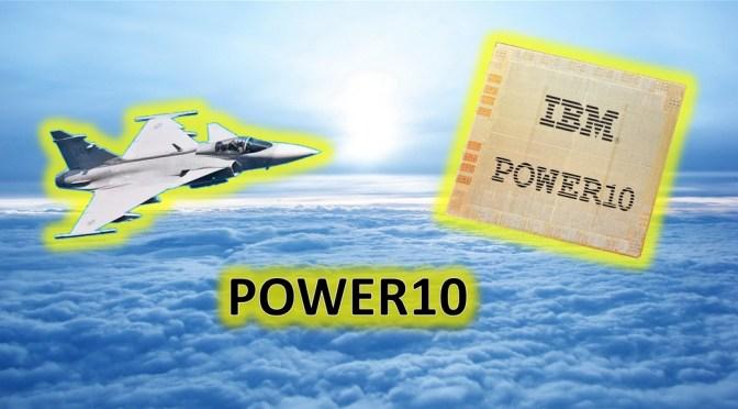 Quelques détails sur l'architecture du futur processeur POWER10