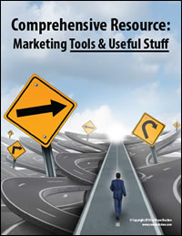 Comprehensive Resource: Marketing Tools & Useful Stuff