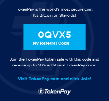 Hot New ICO! Don't Miss This One! Think Paypal for Crypto