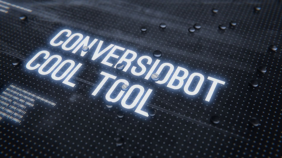 Conversiobot a Chatbot with AI intelligence