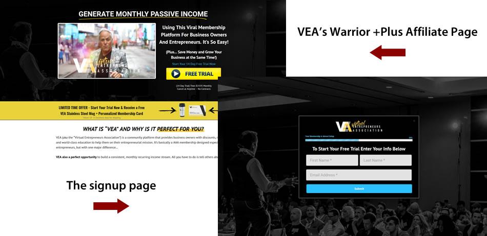 Virtual Entreprenures Association