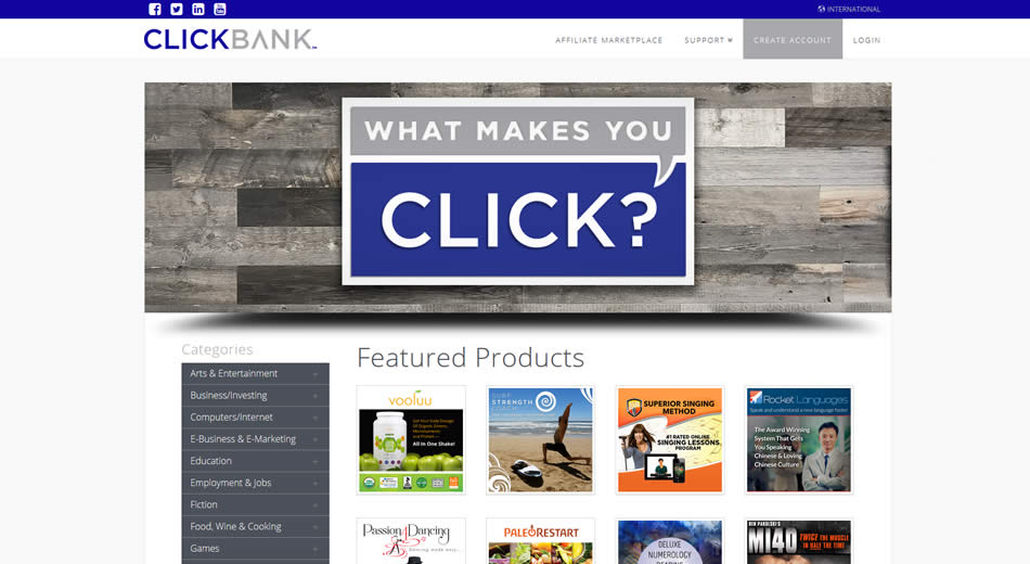 Find out how you can get ClickBank Sales using a Method that Uses Bing Ads 4 Part Video Series.