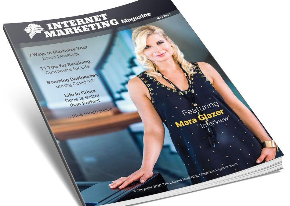 Internet Marketing Magazine – May 2020