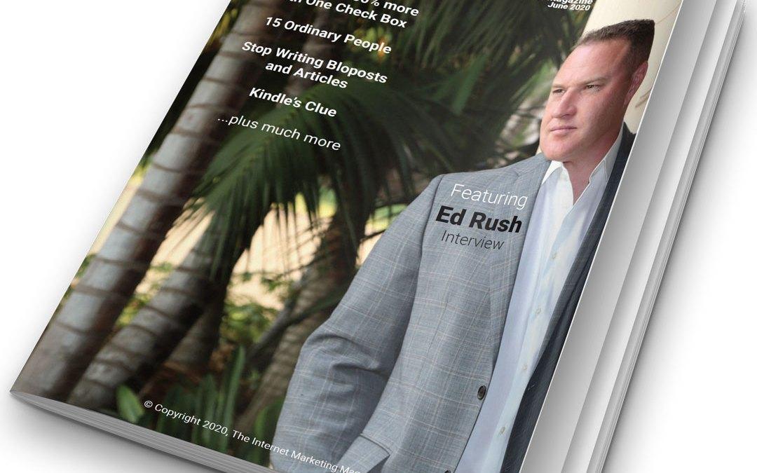 Internet Marketing Magazine June 2020 Issue