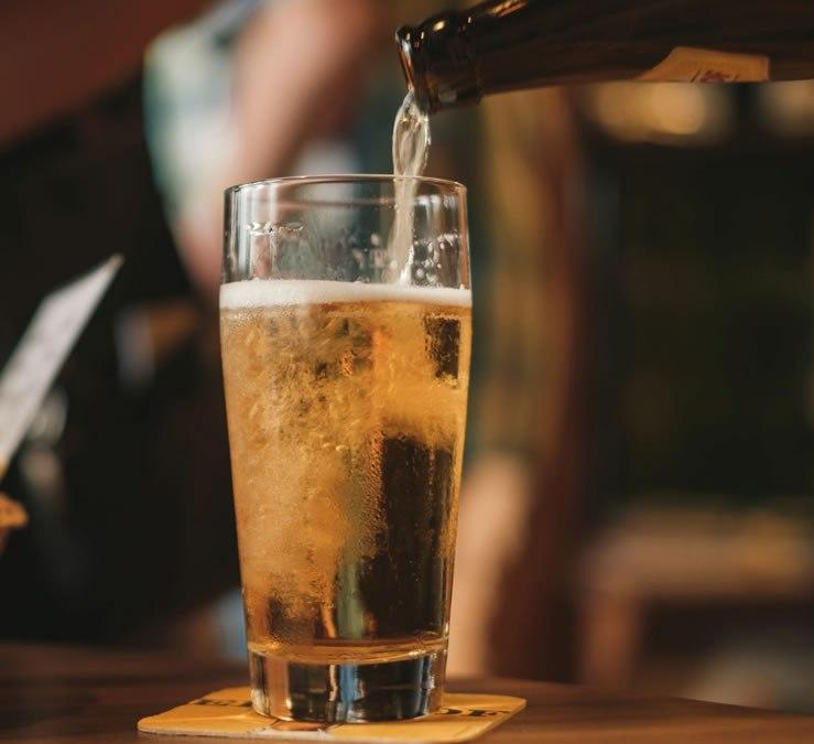 Drink a Beer, Make a Sale