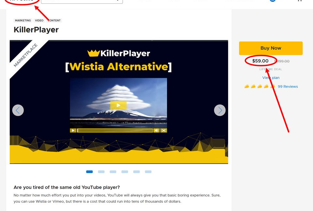 KillerPlayer vs YouTube which is the Best Player for Internet Marketing