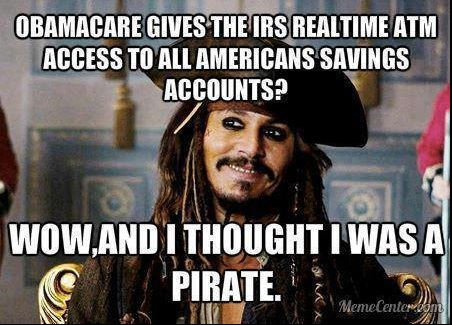 IRS Pirate copy