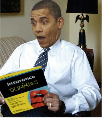 Obama Insurance for Dummies copy