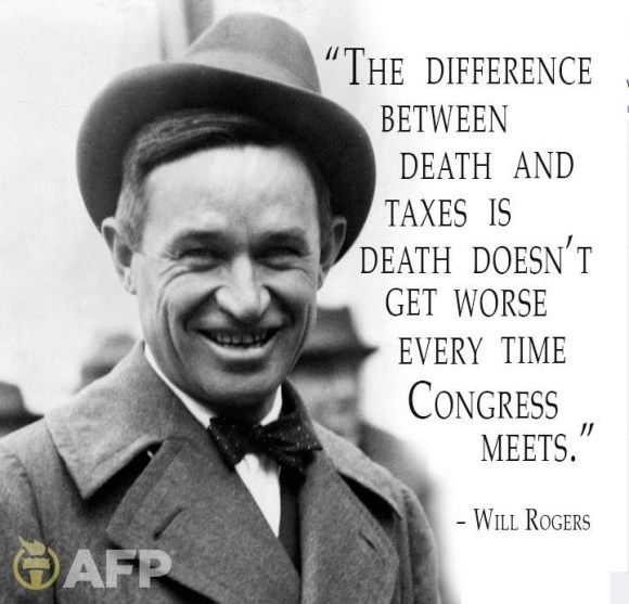 Will Rogers copy