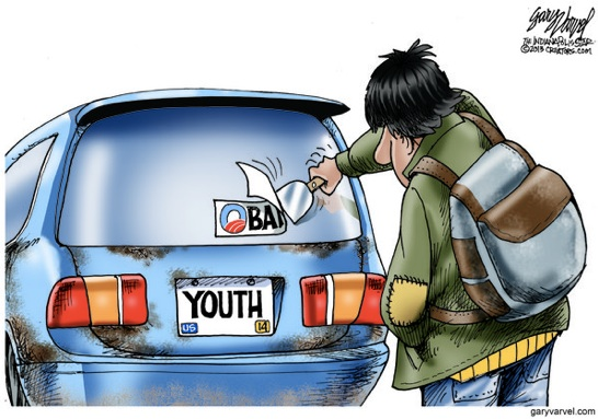 Youth copy
