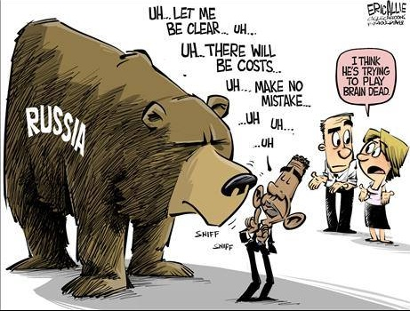 Obama and the Bear copy