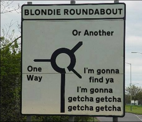 Blondie Roundabout copy