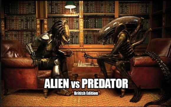 Alien v Predator copy