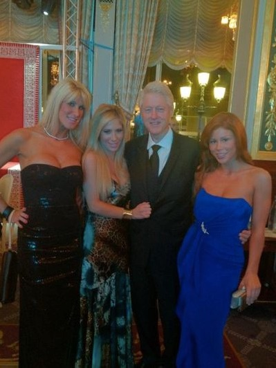 More Bill Clinton copy