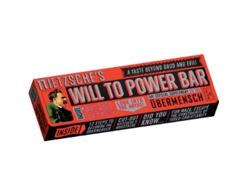 Will to Power Bar copy