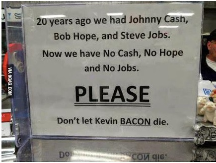 Kevin Bacon dies? copy