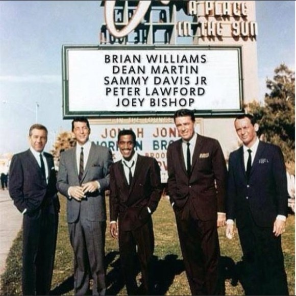 Williams Rat Pack copy