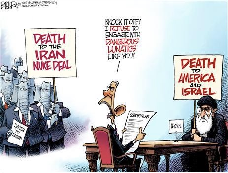 Death to Iran Deal copy