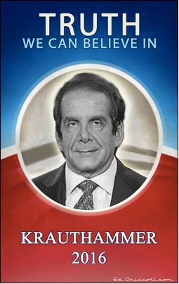 Krauthammer for prez copy