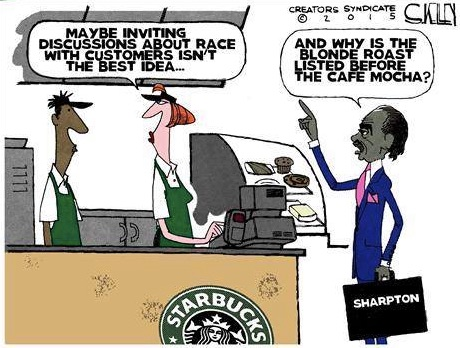 Sharpton Starbucks copy