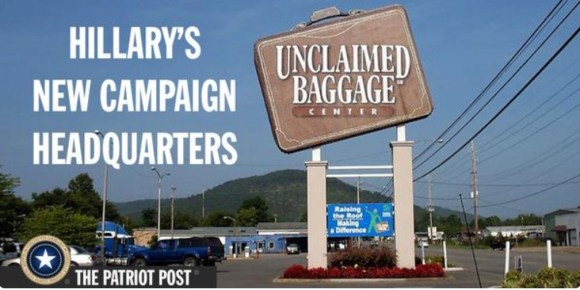 Unclaimed Baggage copy