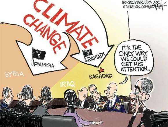 Climate change ISIS copy