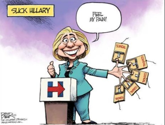 Hillary Mousetrap copy