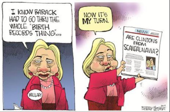 Hillary Scandalnavia copy