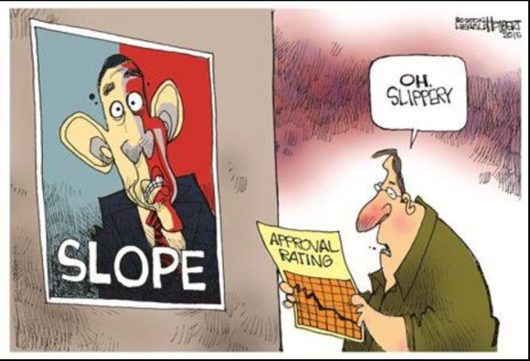 Obama Slippery Slope copy