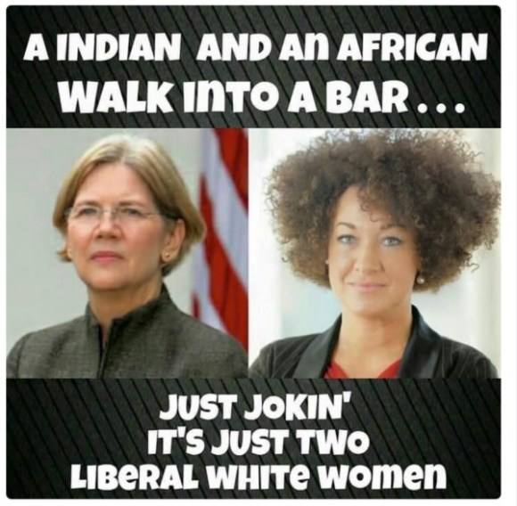 Warren and Dolezal copy