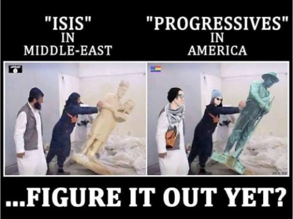 ISIS v Progressives copy