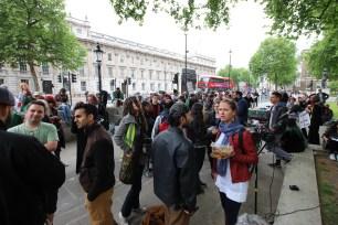 March Against Monsanto London 15