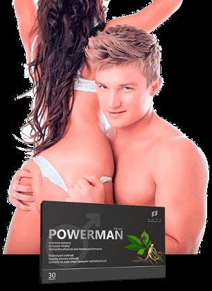 PowerMan средство для потенции (Узбекистан - UZ)