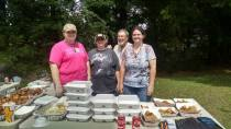 Fish Fry for Lucedale First Responders