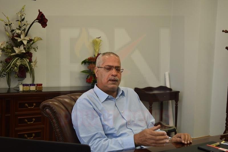 رئيس شركة ايبروم :نجحنا في  تحقيق 121.6% من الطاقة التصميمية لإنتاج