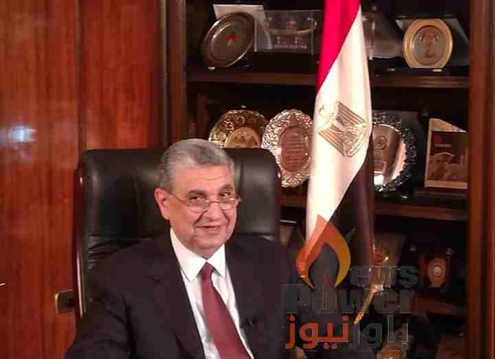 وزير الكهرباء يلتقى وكيل وزير الطاقة السعودية استعدادا لبدء مشروع الربط الكهربائي